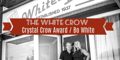 Howlin' Crow Blues Nite / Bo White Crystal Crow Award Recipient  2019