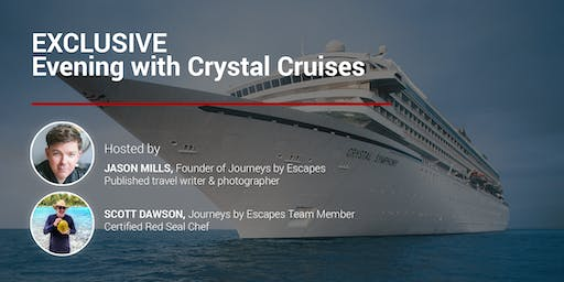 Exclusive Crystal Cruise Event Night