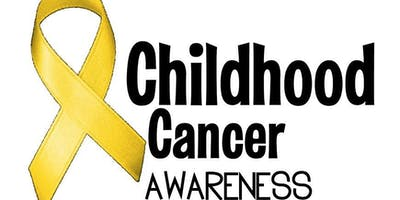 Childhood Cancer Awareness Month 2019 Campaign in September - Ronald Tintin