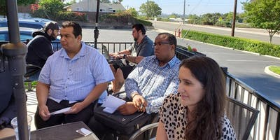 Cafecito Networking La Mesa Second Tuesday
