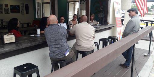Cafecito Networking San Diego - Third Tuesday