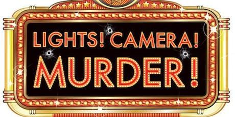 "Murder Mystery: ""Lights! Camera! Murder!"" tickets"