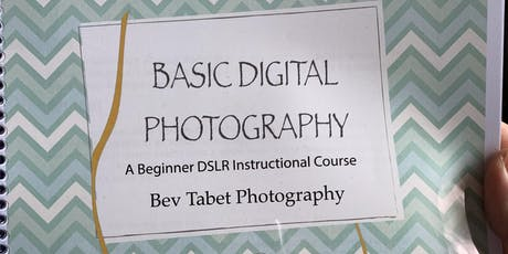 Basic Digital Photography tickets