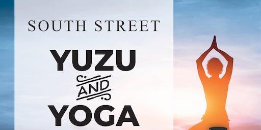Yuzo and Yoga at South Street