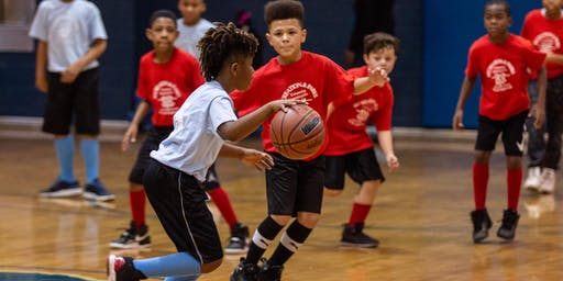 Youth Basketball (Instructional Division, ages 5-6)