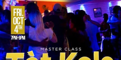 Konpa Dance Workshop / Tet Kole