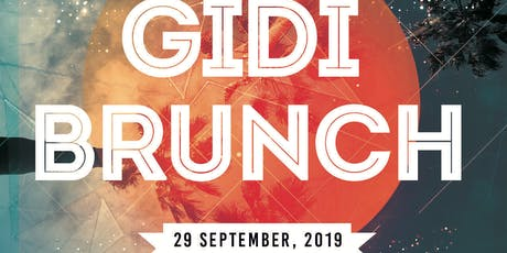 Gidi Brunch tickets