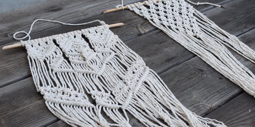 Macrame Workshop - Trading Post @ Custom Lane