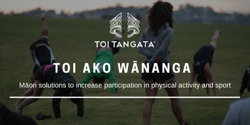 Toi Ako Wānanga
