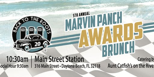 Marvin Panch Awards Brunch with Back to the Roots at Main Street Station