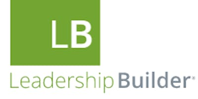 LeadershipBuilder® (Holding Others Accountable) Nov 21 Edmonton Workshop