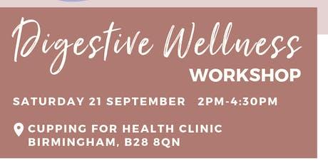 Digestive Wellness Workshop tickets