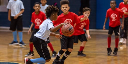 Youth Basketball (Youth Boys Division, ages 9-10)