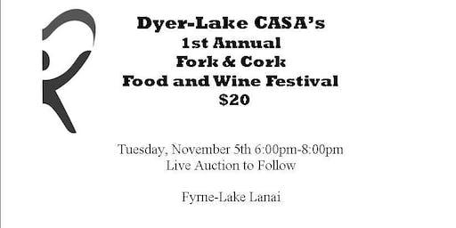 Dyer-Lake CASA's Fork & Cork