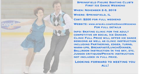 Ice Dance Weekend