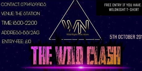 The Wildclash Returns tickets