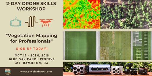 Drone Tools Workshop: Vegetation Mapping for Professionals