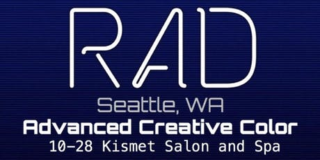 RAD: Advanced Creative Color tickets