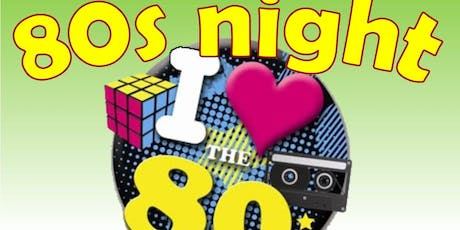 SAL Presents ... 80s night disco with Paul Carver - 12th October tickets