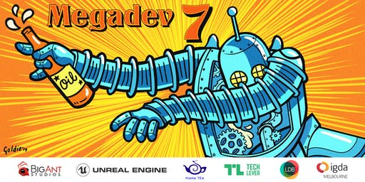Big Ant and Unreal present: Megadev 7!  End of games week heaven