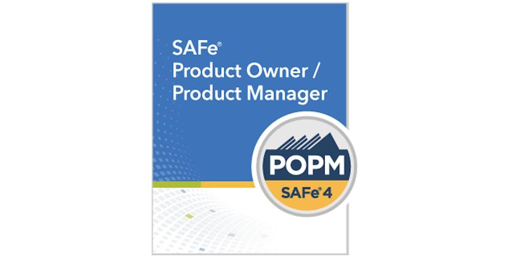 SAFe v4 6 Product Owner/Manager Training n Certification