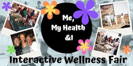 Me My Health & I tickets