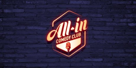 All In Comedy Club billets