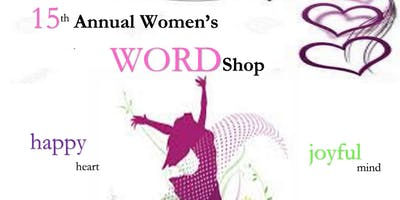 15th Annual Women's WORDshop 2019