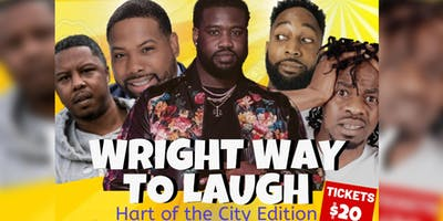 Wright Way To Laugh/ Hart of the City/ Birthday Bash