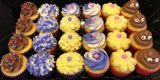 Frostings & Cupcakes 101
