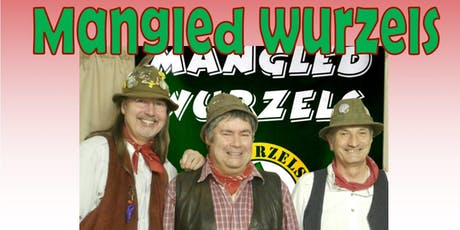 SAL Presents ... Mangled wurzels with Paul Carver disco - 23rd November tickets