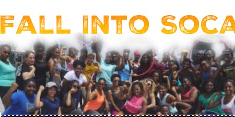 Fall Into Soca! Rooftop Fitness Event  tickets