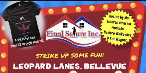 Ms. Veteran America/Final Salute Bowling Fundraiser