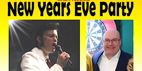SAL Presents ... New Years eve party with Darren H and Paul Starr tickets