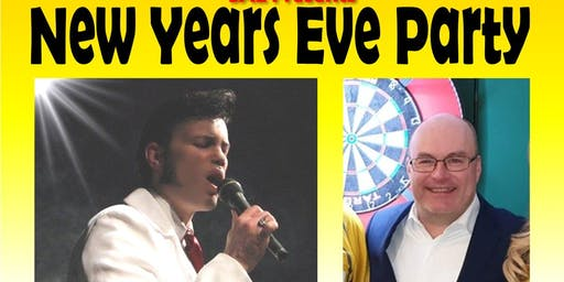 SAL Presents ... New Years eve party with Darren H and Paul Starr