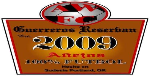 AWFC 10 Anos Tournament