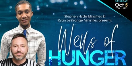 Wells of Hunger - Stephen Hyde & Ryan Lestrange tickets