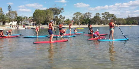 FREE Stand Up Paddle Boarding - Sunshine Coast Recreation Centre tickets