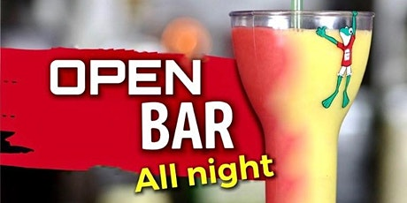 SOUTH BEACH- OPEN BAR All Night At SENOR FROGS MIAMI (OFFICIAL PAGE) tickets