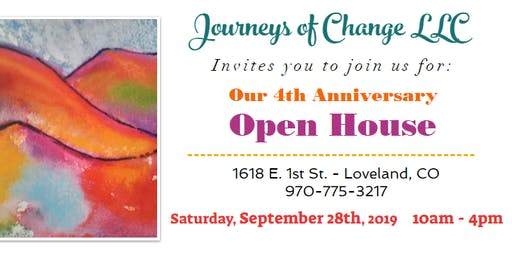 WELLNESS CENTER - 4th Anniversary - OPEN HOUSE EVENT!!