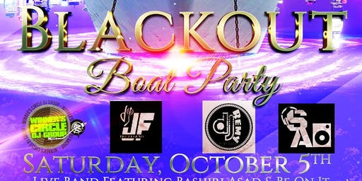 2nd Annual Black Out Boat Ride
