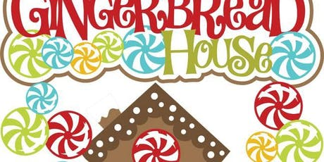 Gingerbread House Decorating (SATURDAY) tickets