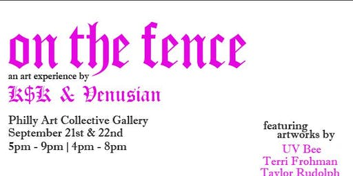 On the Fence Group Show