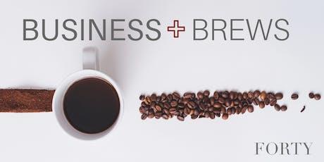 Business + Brews tickets