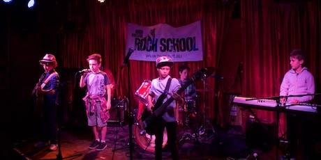 High Voltage Rock School @ Spring Jam tickets