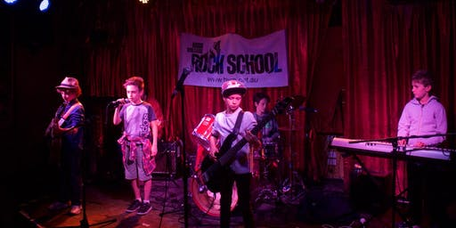 High Voltage Rock School @ Spring Jam