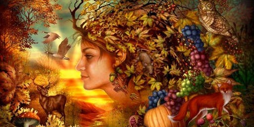Fall Equinox Meditation with Oils and Stones