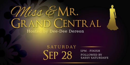Mr & Miss Grand Central
