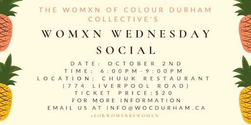 Womxn Wednesday Social