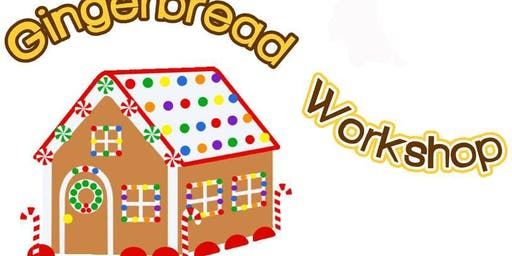 Gingerbread House Decorating (SUNDAY)